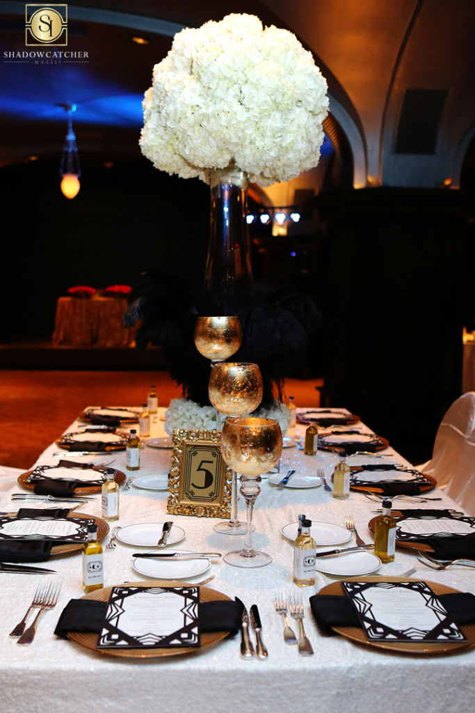 Gatsby Inspired US Grant Hotel Wedding