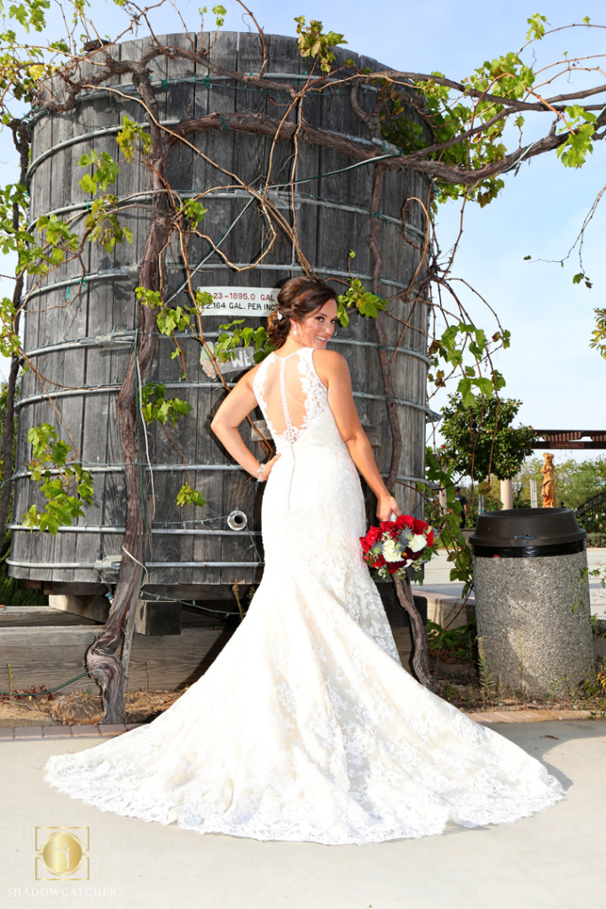Mt Palomar Winery Wedding Photographer