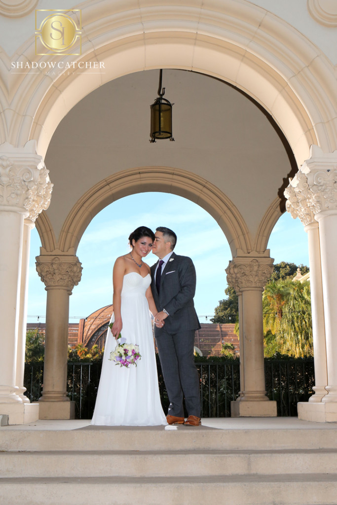 San Diego Courthouse Wedding