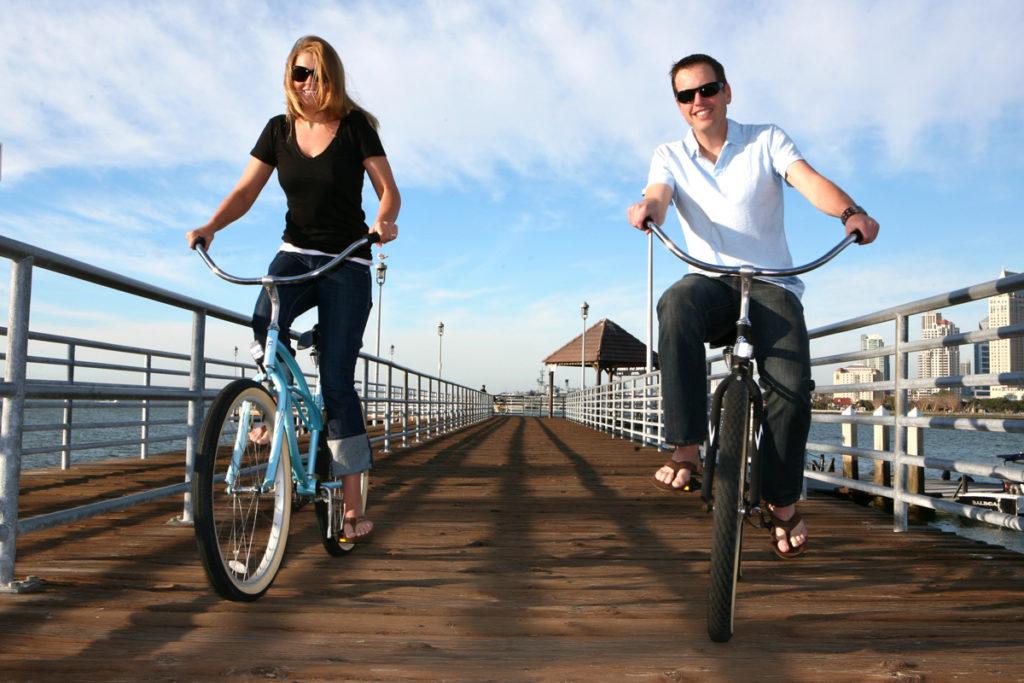 San Diego Romantic Engagement Session